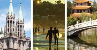 10 мест мира, где всегда стоит хорошая погода