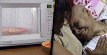 Микроволновая печь - виновница некоторых болезней