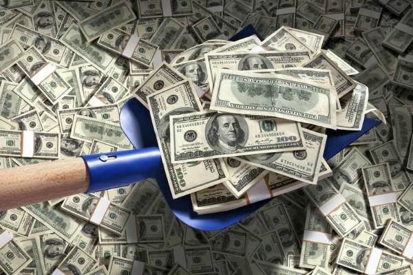 Не убивайтесь по поводу недостатка или утраты денег