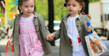 Поразительные факты о близнецах