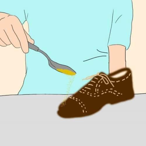 Обувь вазелин