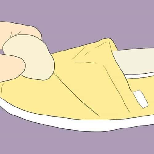Воскресити туфли блеск