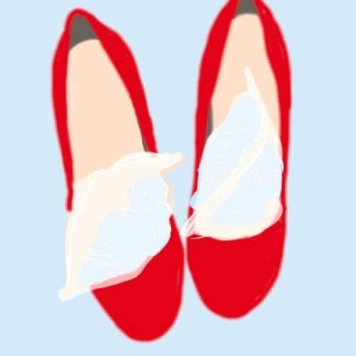 Растянуть обувь, маленькая обувь