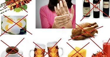 Продукты влияние на суставы