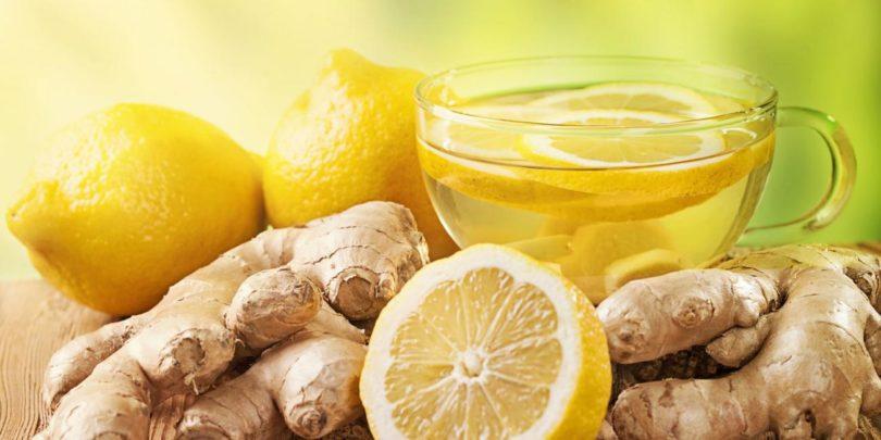 Испытай на себе восхитительные свойства имбирного чая!