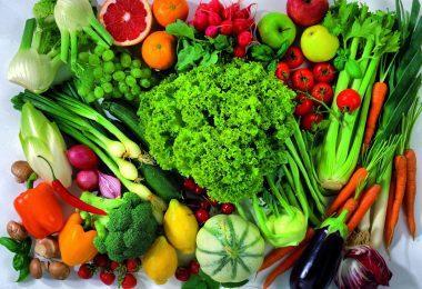 доставка овощей и фруктов